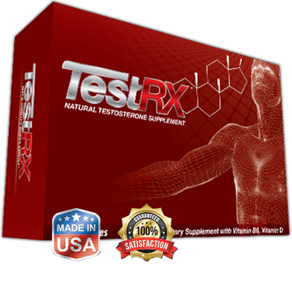 TestRX reviews - natural testosterone supplement