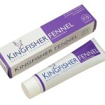 Kingfisher Fennel Natural Toothpaste Fluoride Free