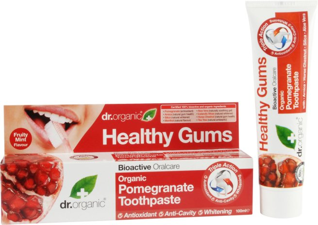 Dr Organic Toothpaste