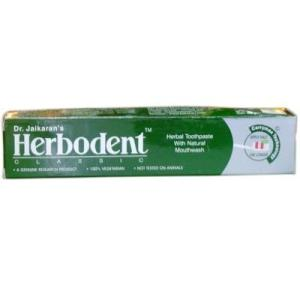 Herbodent Ayurvedic Toothpaste