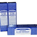 Dr. Bronners Toothpaste With Spearmint