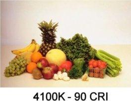 4100K - 90 CRI LED