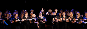 Natural Voices choir performing