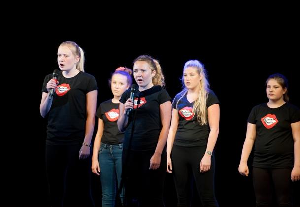 Natural Voices Senior Youth Choir