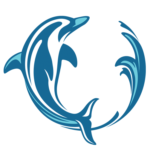 Welcome Blue Dolphin
