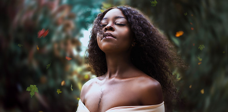 Hydratation et soin spécifiques pour les peaux africaines et les teints foncés