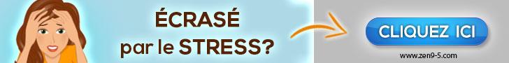 Ecrasé par le stress ?