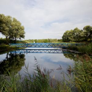 Read more about the article Histoire d'eau, la plage Bleue de Valenton