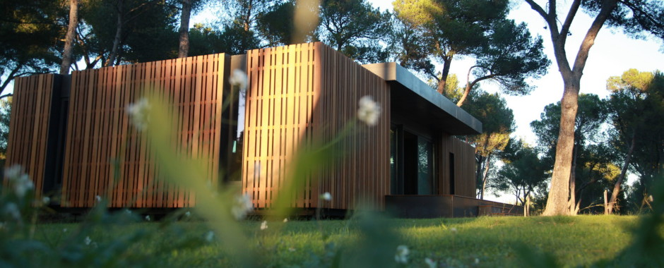 Pop Up House La Maison Passive Moins De 200m
