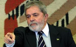 Brazil's President Luiz Inácio Lula da Silva wants scientific investment to continue after his departure.