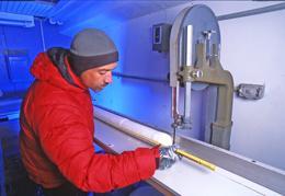 Canada's ice cores