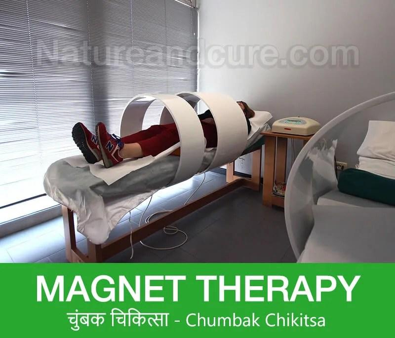 Magnet Therapy - चुंबक चिकित्सा - Chumbak Chikitsa