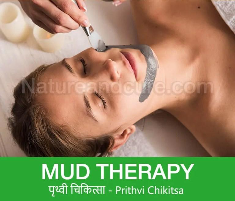 Mud Therapy पृथ्वी चिकित्सा - Prithvi Chikitsa