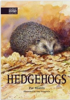 Book cover - Hedgehogs by Pat Morris