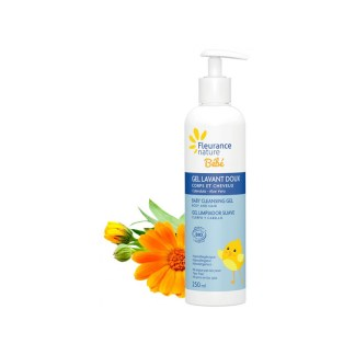 Organic Baby Cleansing Gel by Fleurance Nature