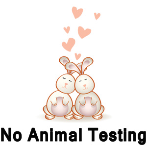 No Animal Testing Cosmetics Bunnies