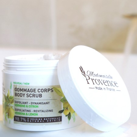 Natural Body Scrub by Mademoiselle Provence