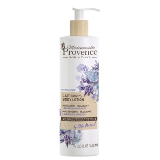 Natural Lavender Angelica Body Lotion by Mademoiselle Provence