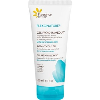 Organic Pain Relief Muscle Rub Freeze Gel by Fleurance Nature