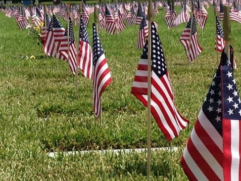 Memorial Day and the Florida National Cemetery