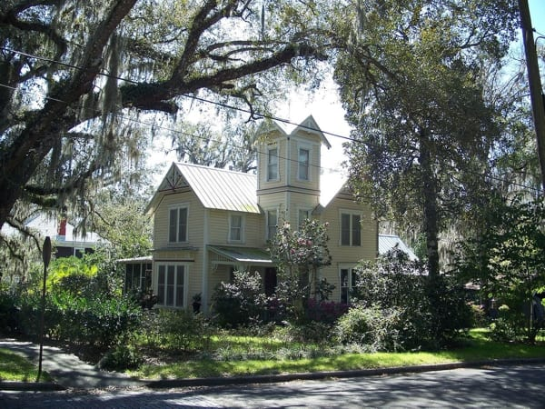 historic brooksville home