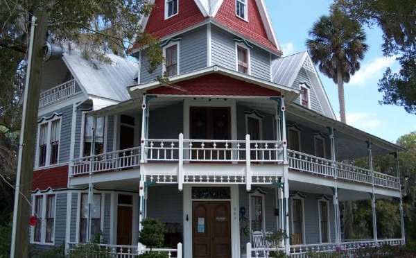 Visit the Hernando Historical Museums in Brooksville
