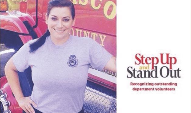 Vote for Stephanie Sorensen, Pasco Fire Rescue Volunteer