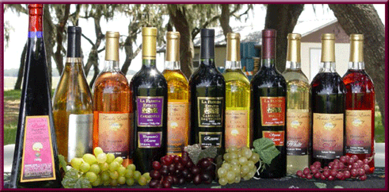 Florida Estates Wines