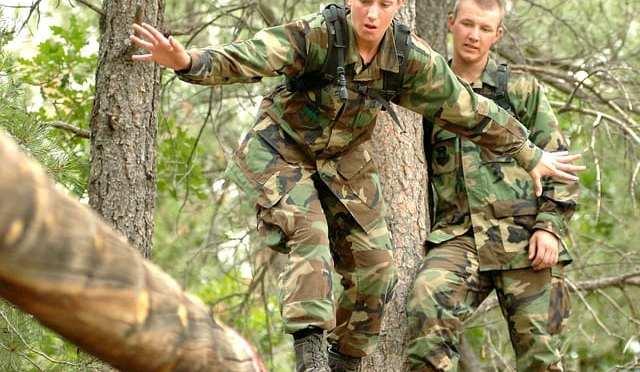 Female Veteran mentor