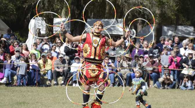 Fort Cooper Days to Reenact Second Seminole War Battle 3/11-12
