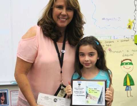 Citrus County Utilities Announces Poster Contest Winners