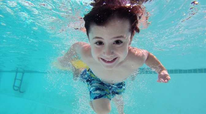 Scholarships available for Swim Lessons and Lifesaving Training