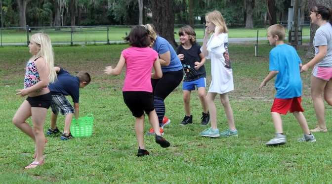 Old Homosassa Learning Center's Summer Program