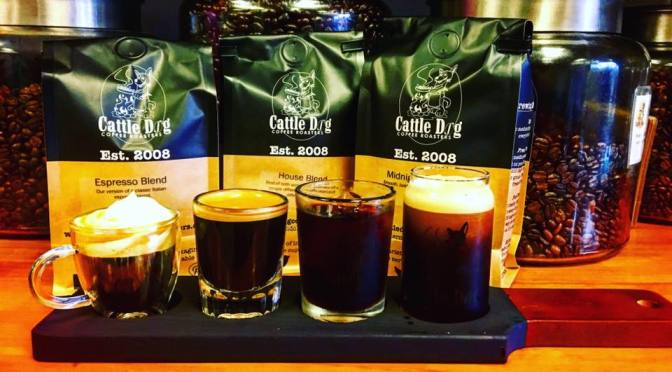 Cattle Dog Coffee Roasters opens 3rd Location
