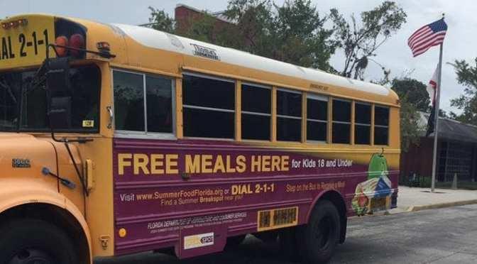 Pasco County Libraries host food & fun 'Summer Break Spots'