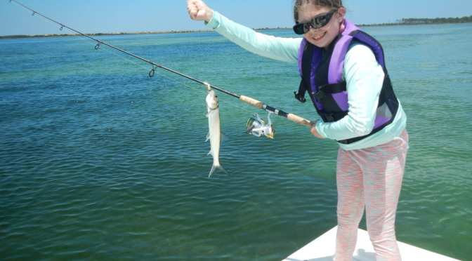 Catch a Florida (Fishing) Memory with 10-year-old Katlyn Paul