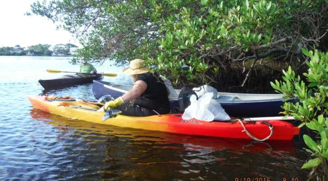 Hernando County Coastal Cleanup Oct. 21