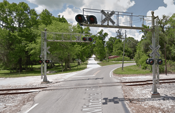 Mitchell Road Closed Aug 8-10 for CSX Repairs