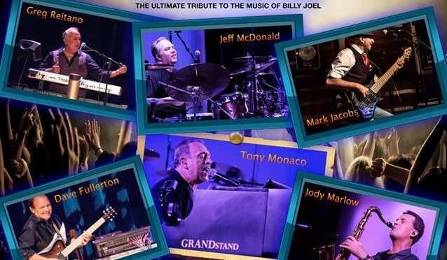 "Fall Concert featuring ""The Turnstiles"", the ultimate Billy Joel Tribute Band, Oct. 7"