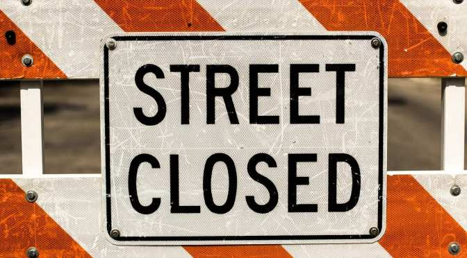 Homosassa Springs Road Closures