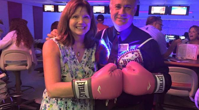 WPBA Holds Event to Fight Breast Cancer