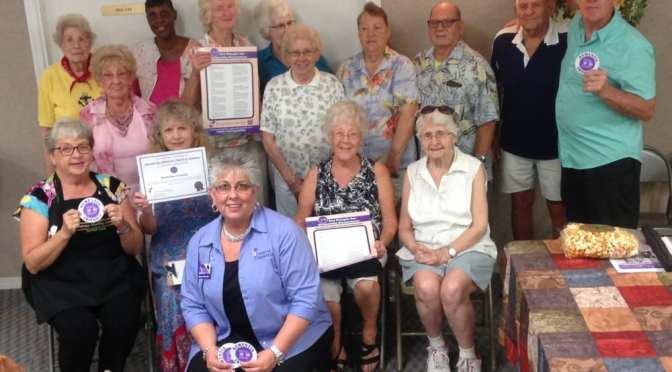 Eden Gardens Seventh Day Adventist Church certified Dementia Friendly