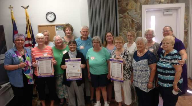 St. Timothy Lutheran Church certified Dementia Friendly