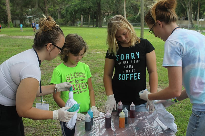 Old Homosassa learning Center Summer Camp 2018