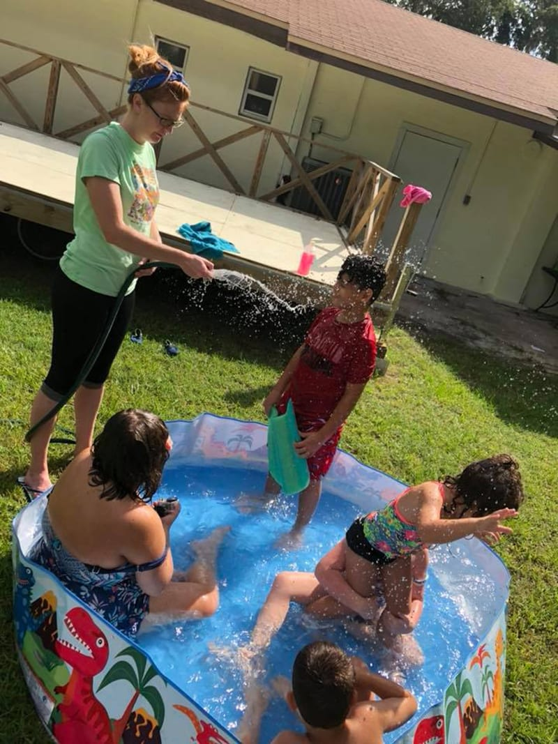Old Homosassa Learning Center Summer Camp 2018 Update