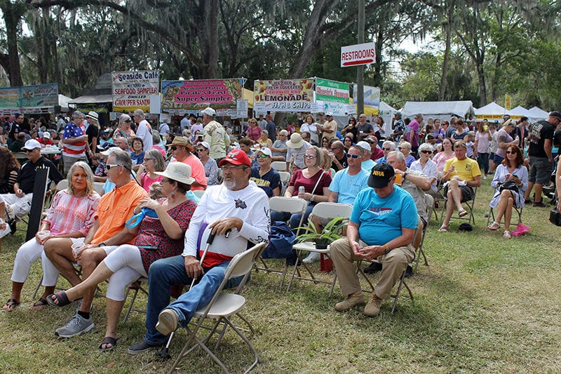 2018 Homosassa Arts, Crafts, and Seafood Festival Wrap Up
