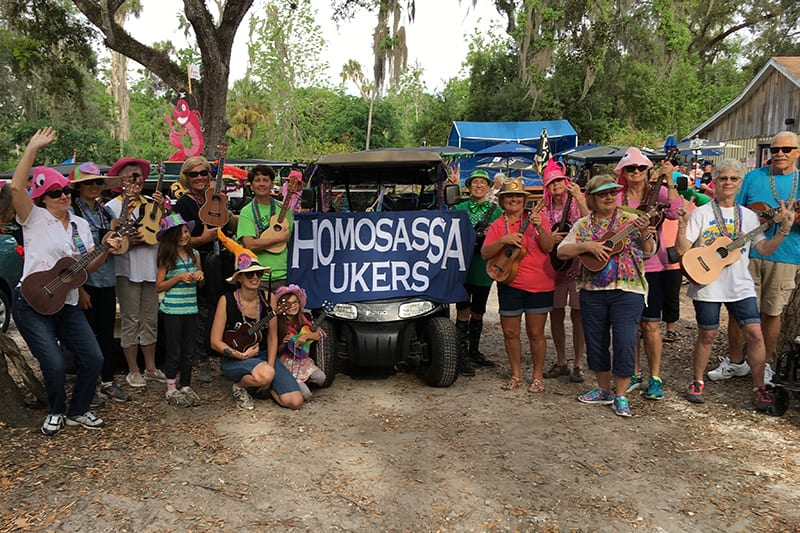 Third Annual Old Homosassa Community Day