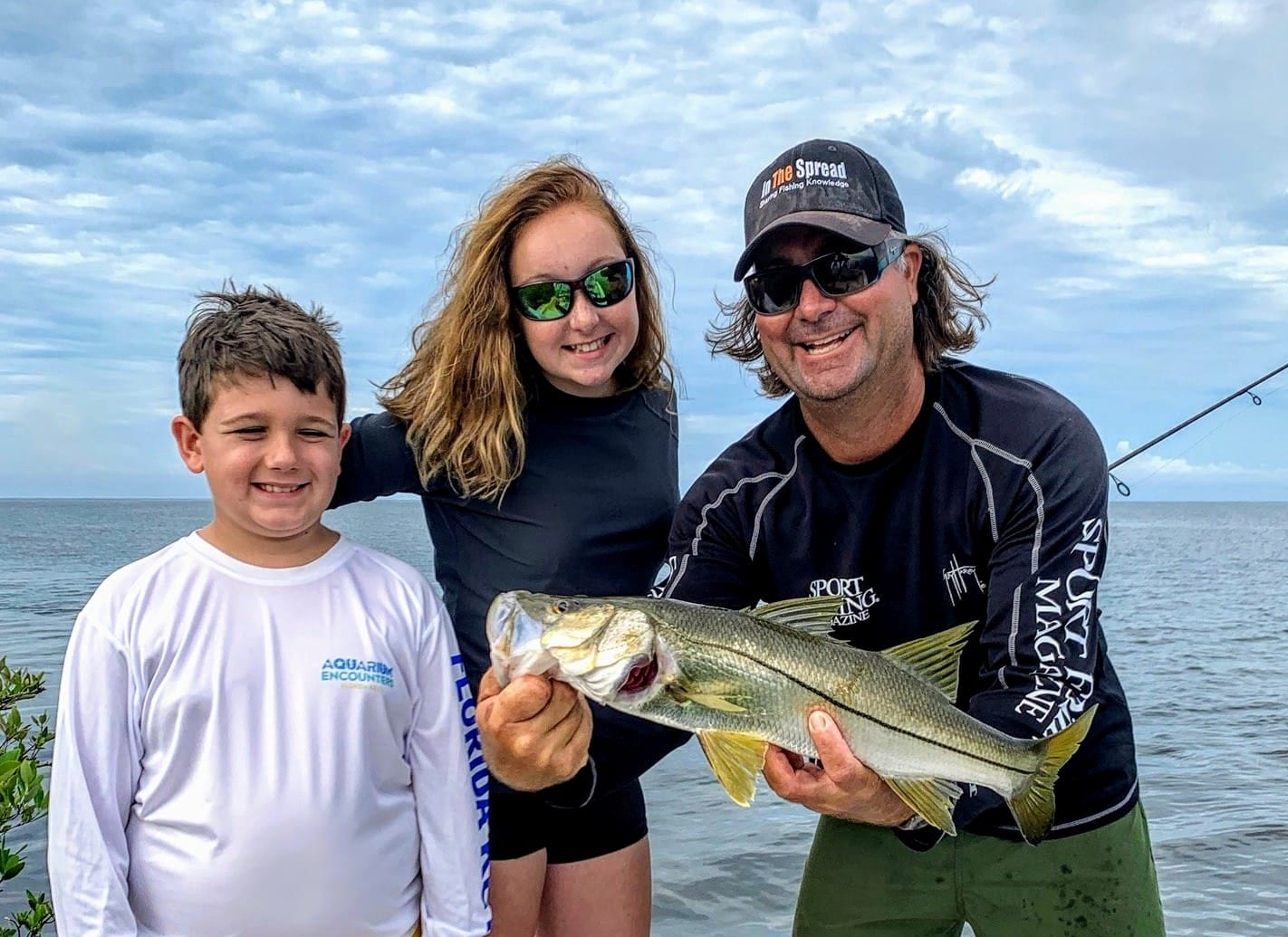 Captain William Toney, a fourth-generation captain in Homosassa, helps people of all ages enjoy fishing through his Charters and educational endeavors. He is a member of the Homosassa Guides Association, another group committed to the Nature Coast Aquatic Preserve.
