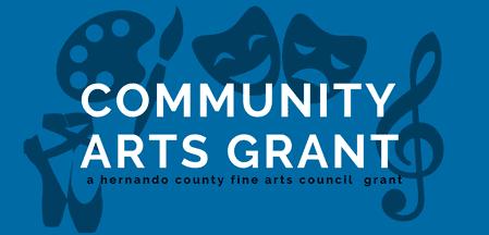 Hernando Community Arts Grant