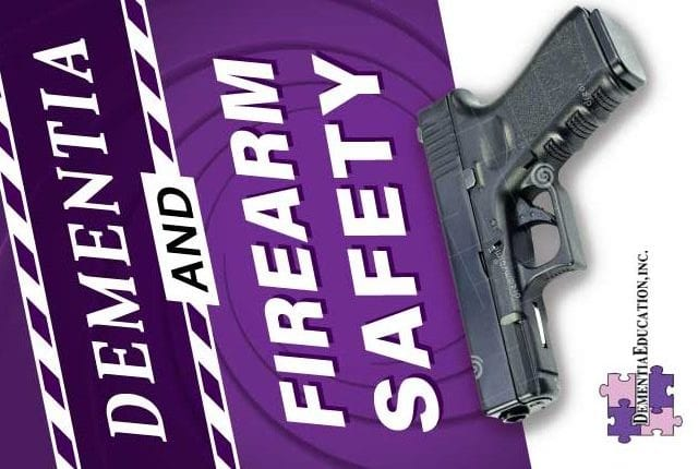 dementia and firearm safety